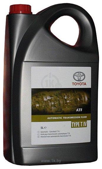 Фотографии Toyota ATF Type T-IV (08886-82025) 5л