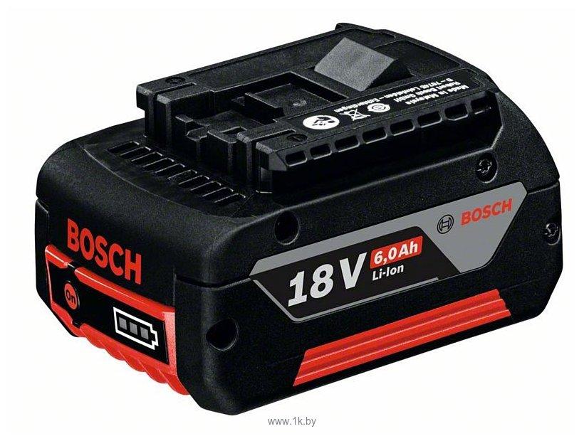 Фотографии Bosch 18 V 6 Ah (1600A004ZN)