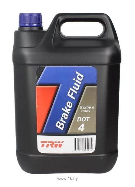 Фотографии TRW Brake Fluid DOT4 5л