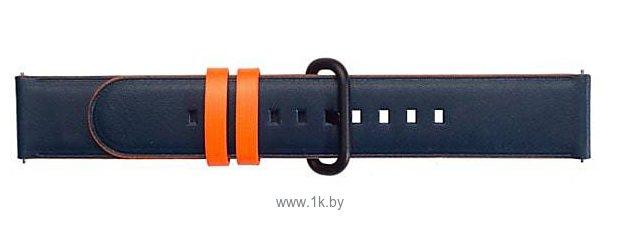 Фотографии Samsung Braloba Active Leather Dress для Watch 42mm/Active (зеленый)