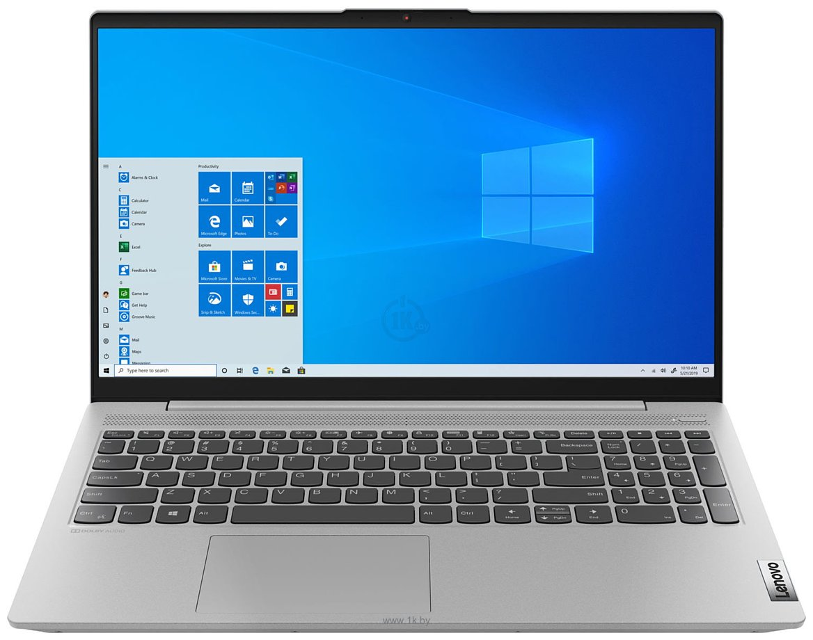 Фотографии Lenovo IdeaPad 5 15IIL05 (81YK00GDRE)