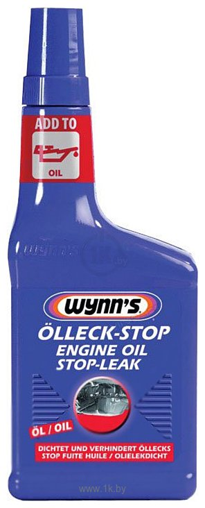 Фотографии Wynn`s Engine Oil Stop Leak 325 ml (50672)