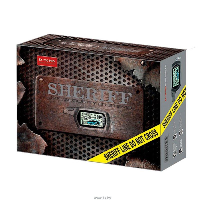 Фотографии Sheriff ZX-750 PRO