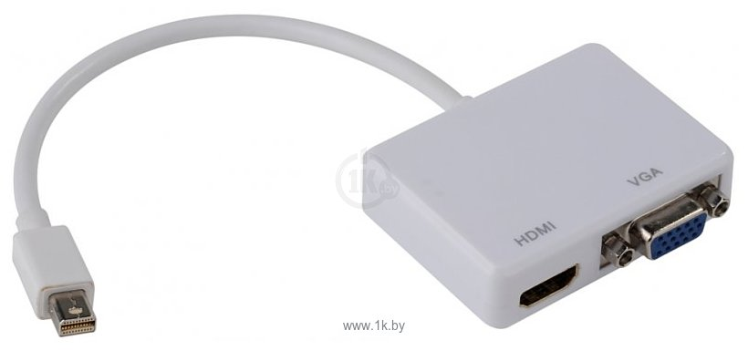 Фотографии mini-DisplayPort - HDMI/VGA