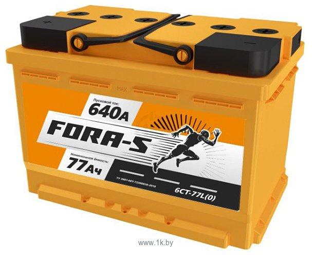 Фотографии Fora-S 77 L (77Ah)