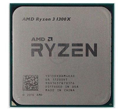 Фотографии AMD Ryzen 3 1300X Summit Ridge (AM4, L3 8192Kb)