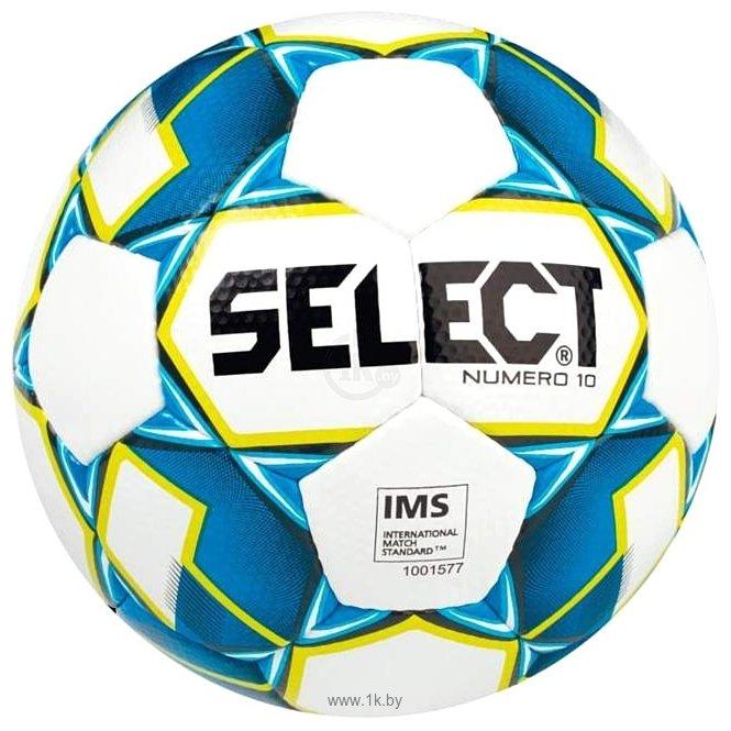 Фотографии Select Numero 10 IMS (5 размер)