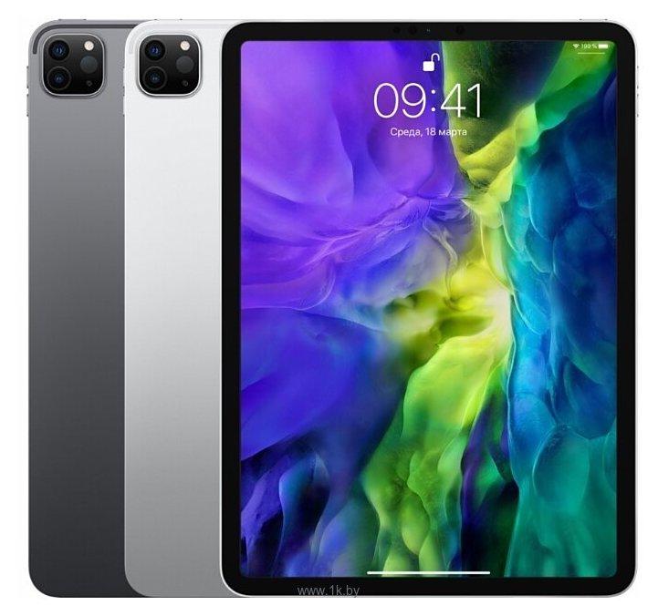 Фотографии Apple iPad Pro 11 (2020) 128Gb Wi-Fi + Cellular