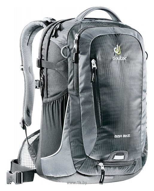 Фотографии Deuter Giga Bike 28 black/grey (black/granite)