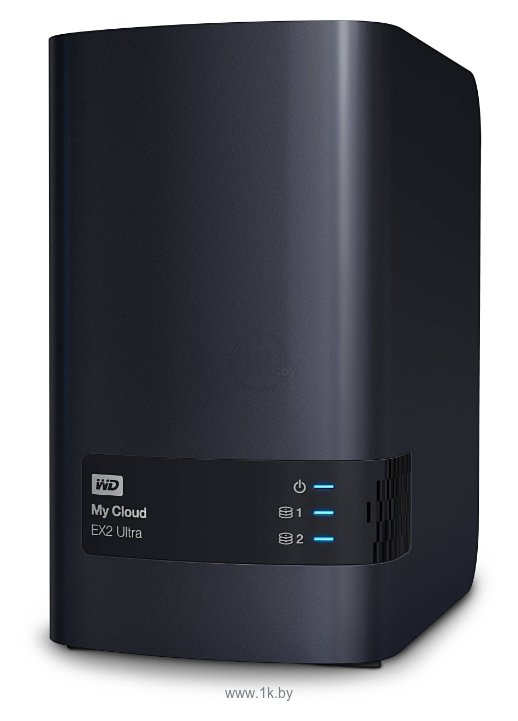 Фотографии Western Digital My Cloud EX2 Ultra (WDBVBZ0000NCH)