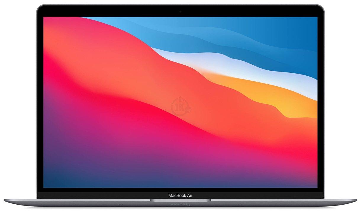 "Фотографии Apple Macbook Air 13"" M1 2020 (Z1240004J)"