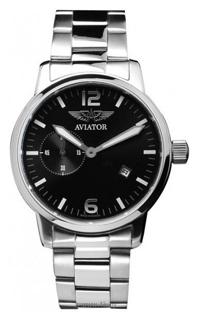 купить, Aviator, 1735716, Авиатор, наручные часы, отзывы, технические характеристики, описание, Россия