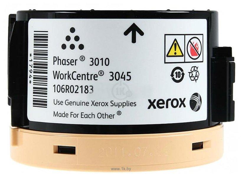 Фотографии Аналог Xerox 106R02183