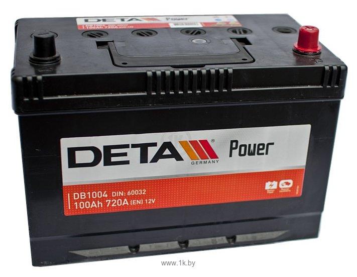 Фотографии DETA Power DB 1004 L (100Ah)