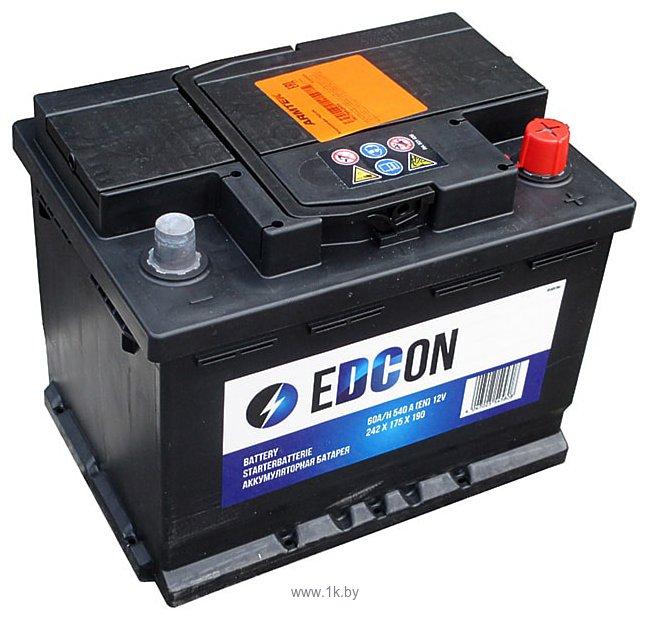 Фотографии EDCON DC60660R (60Ah)