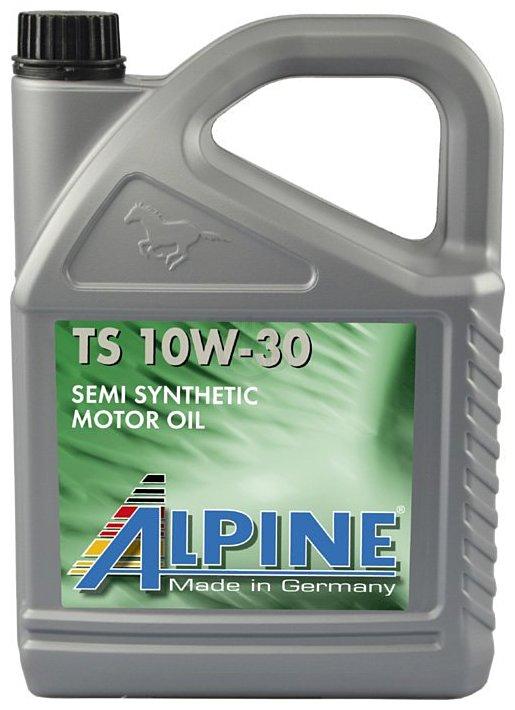 Фотографии Alpine TS 10W-30 5л