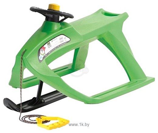 Фотографии Prosperplast F1 Control с лыжей (зеленый)