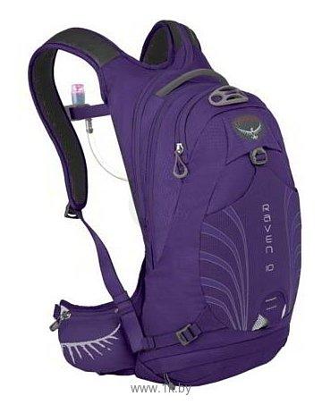 Фотографии Osprey Raven 10 violet (iris purple)