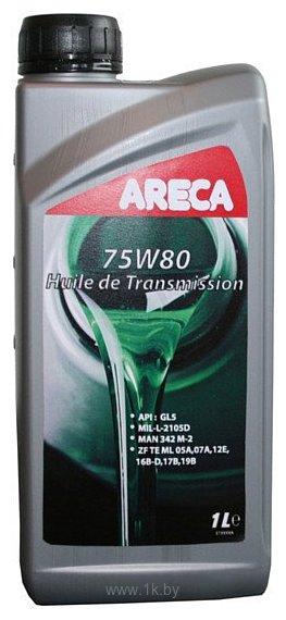 Фотографии Areca 75W-80 1л