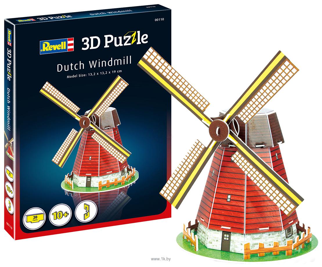 Фотографии Revell 00110 Dutch Windmill