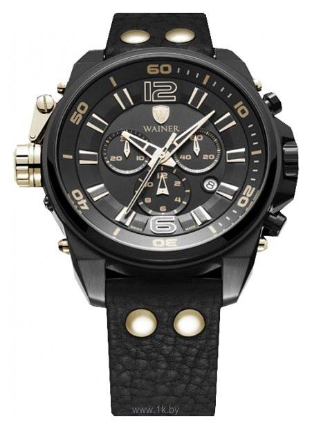 Мужские наручные швейцарские часы в коллекции Zion Wainer WA.10980-G фото - 3. Мужские наручные швейцарские часы в