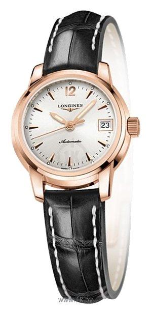 В продаже Longines L2.263.8.72.3 Купить по лучшей цене наручные часы производства Longines в каталоге