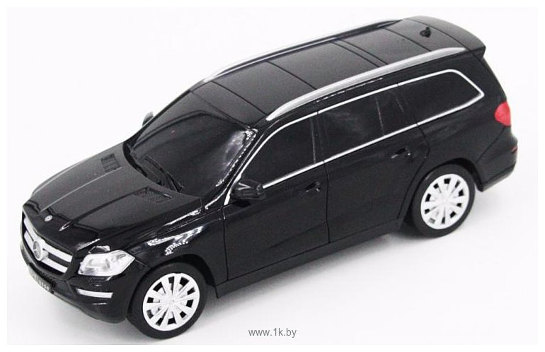 Фотографии MZ Mercedes Benz GL500 1:24 (27052)