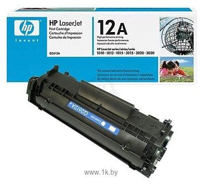 Фотографии Аналог HP Q2612A