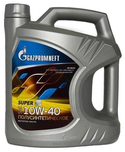 Фотографии Gazpromneft Super 10W-40 SG/CD 5л