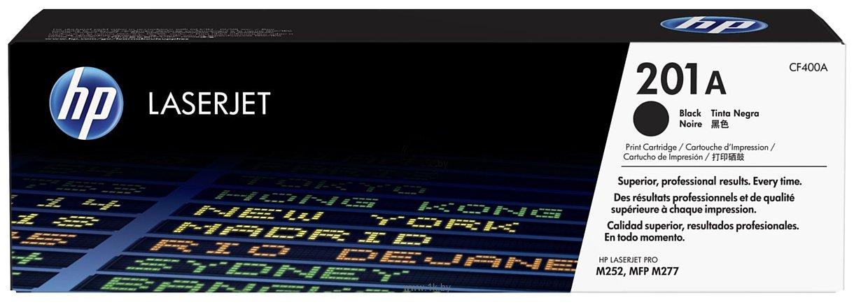 Фотографии Аналог HP 201A (CF400A)
