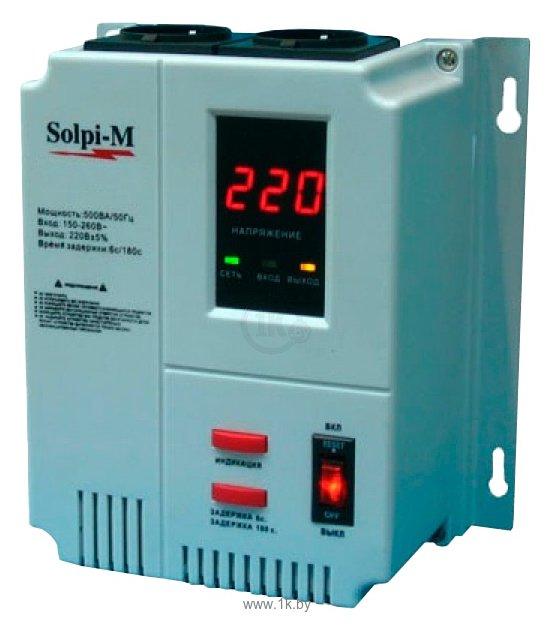 Фотографии Solpi-M TSD-750VА
