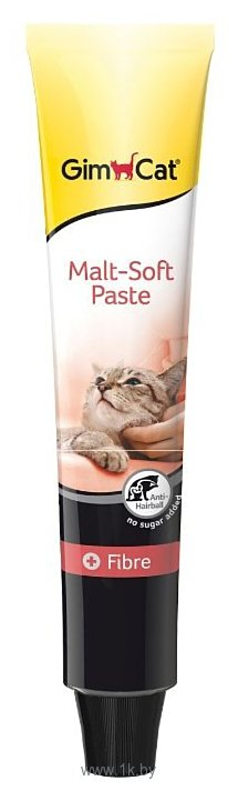 Фотографии GimCat Malt-Soft Pasta Extra