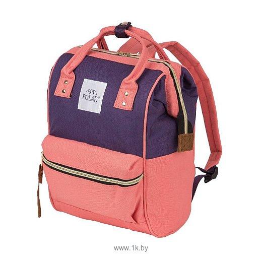 Фотографии POLAR 17198 13 розовый/фиолетовый (розовый)