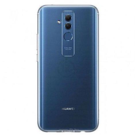 Фотографии Huawei TPU Soft Clear Case для Huawei Mate 20 Lite (прозрачный)