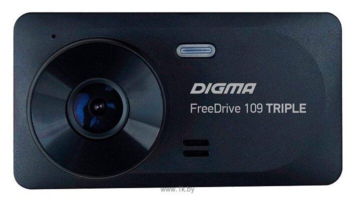 Фотографии Digma FreeDrive 109 TRIPLE