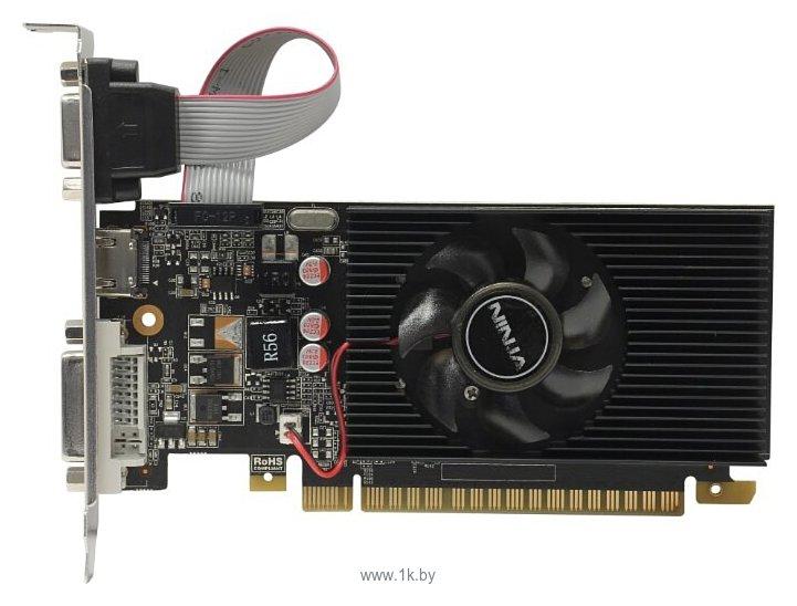 Фотографии Sinotex Ninja GeForce GT 710 1GB (NK71NP013F)