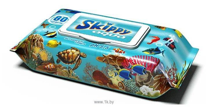 Фотографии Skippy Aqua с клапаном (80шт)
