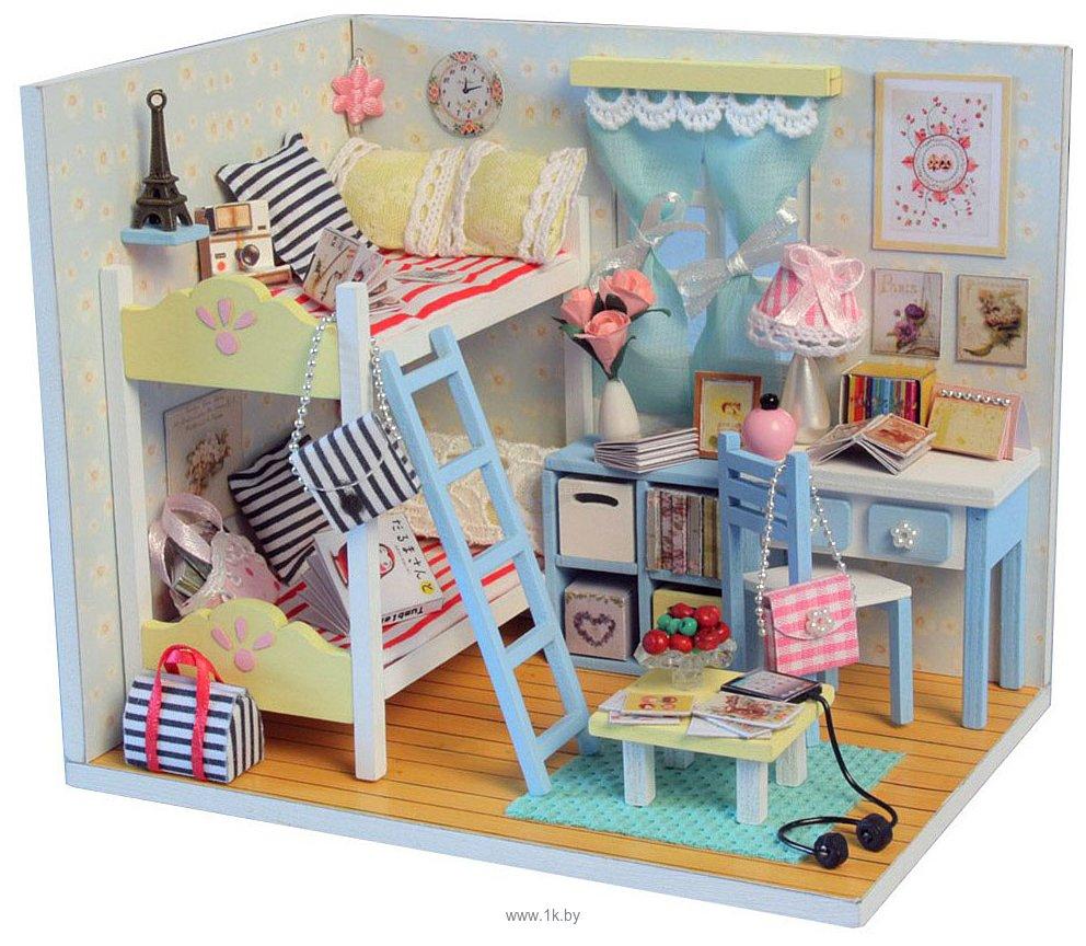 Фотографии Hobby Day DIY Mini House Комната девчонок (D014)