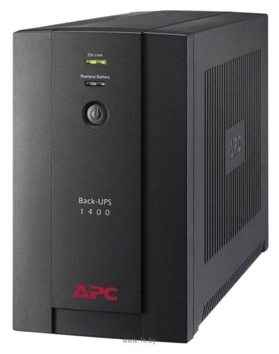 Фотографии APC by Schneider Electric BACK-UPS 1400VA (BX1400U-GR) Schuko