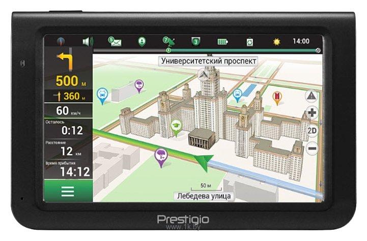 Фотографии Prestigio GeoVision 5069