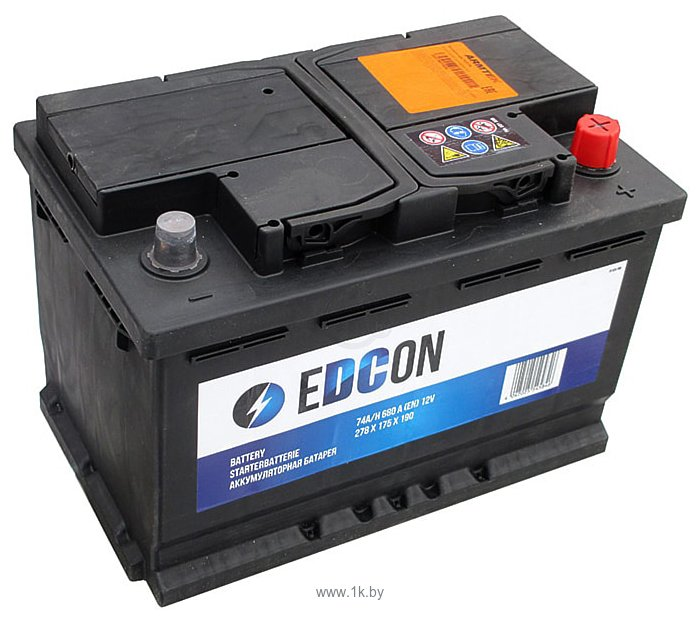 Фотографии EDCON DC70720R (70Ah)