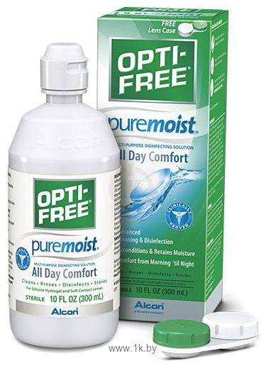 Фотографии Alcon OPTI-FREE Puremoist 300 ml
