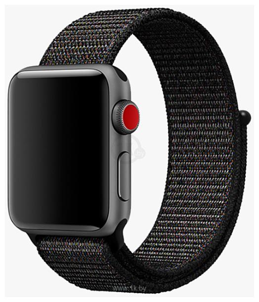 Фотографии Miru SN-01 для Apple Watch (черный)