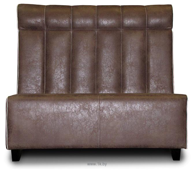Фотографии Виктория Мебель Офисный диван №6 СК 1400