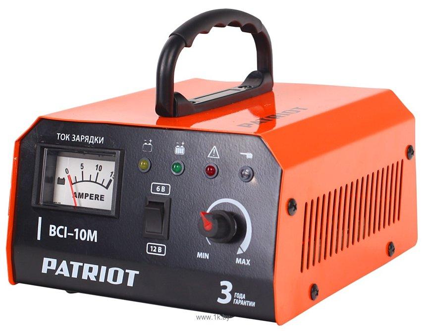 Фотографии Patriot BCI-10M
