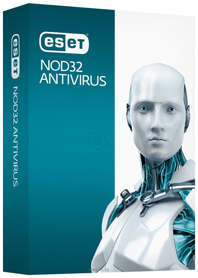 Фотографии NOD32 Антивирус (1 ПК, 1 год)
