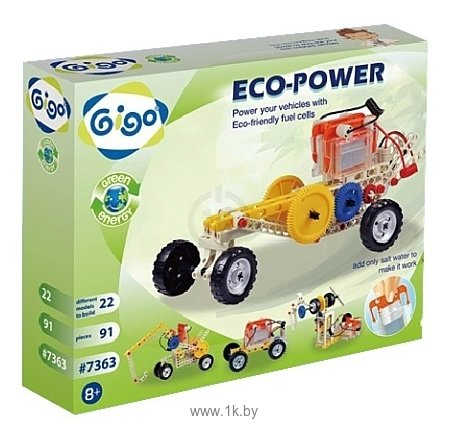 Фотографии Gigo Green Energy 7363-CN Eco-Power