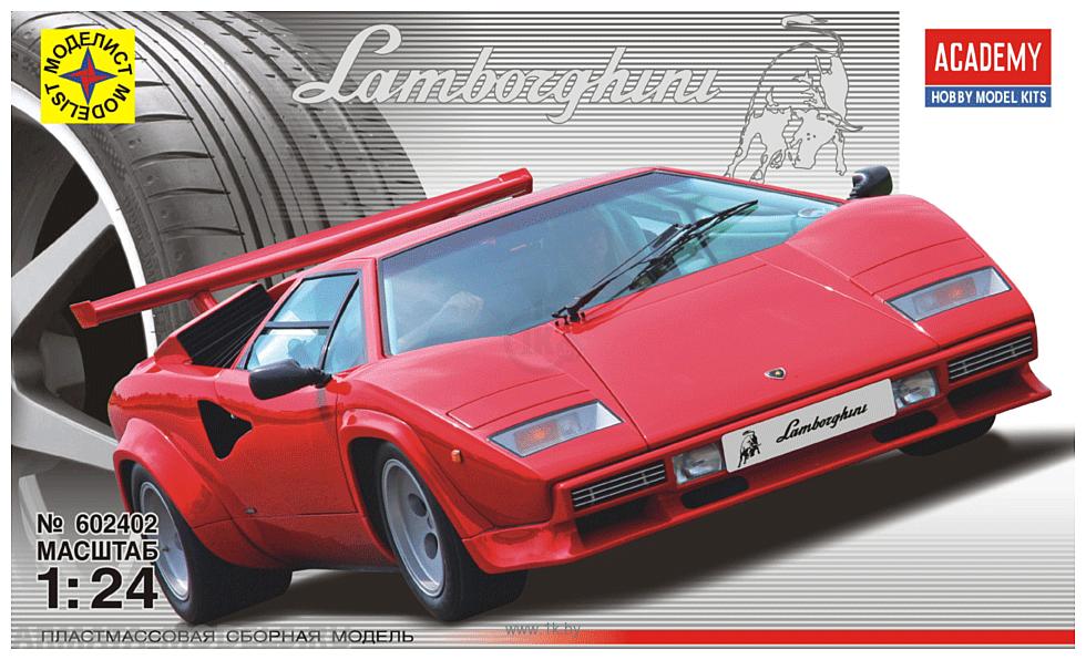 Фотографии Моделист Автомобиль Ламборджини LP500S 602402