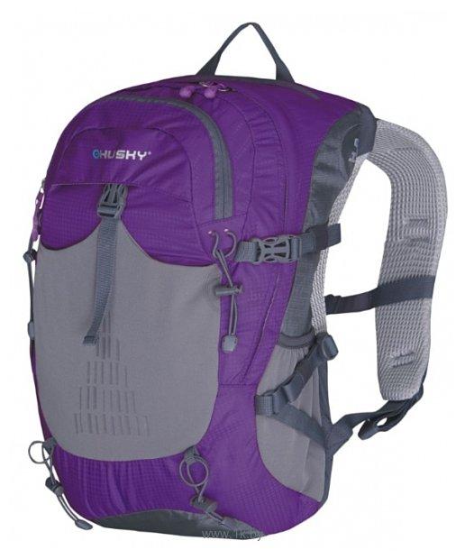 Фотографии Husky Spiner 20 violet/grey
