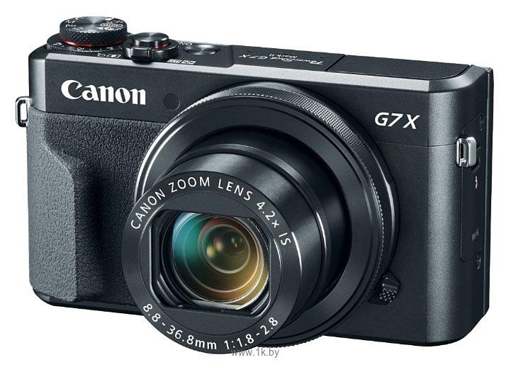 Фотографии Canon PowerShot G7X Mark II